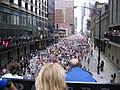 Chicago 2005 marathon start.jpg