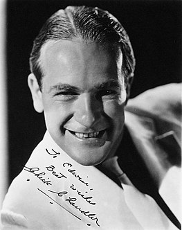 Chick Chandler American actor