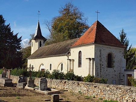 Église Saint-Leu de Chierry