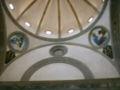 Chiesa di santa croce, cappella dei pazzi, cupola 2.JPG