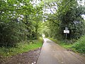 Chigwell, Grange Farm lane - geograph.org.uk - 961451.jpg