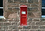 Childwall Abbey postbox 2017.jpg