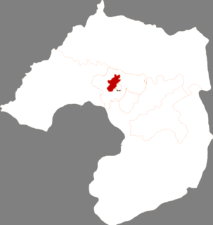 Baita District District in Liaoning, Peoples Republic of China