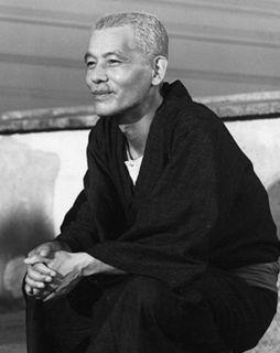 Chishū Ryū Japanese actor (1904-1993)