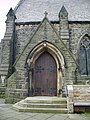 Christ Church, Douglas-in-Parbold, Porch - geograph.org.uk - 702759.jpg