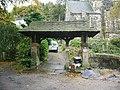 Christ Church, Todmorden, Lychgate - geograph.org.uk - 1005496.jpg