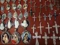 Christian Souvenirs on Display - Shop at Vank Cathedral - Jolfa Suburb - Isfahan - Central Iran (7433428872) (2).jpg