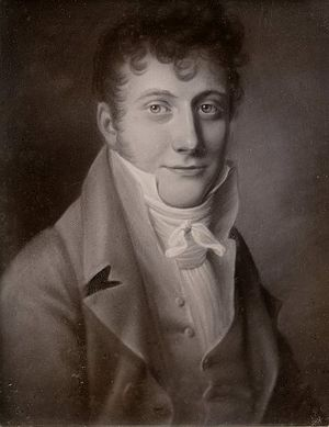 Christian Waagepetersen - Christian Waagepetersen in 1812