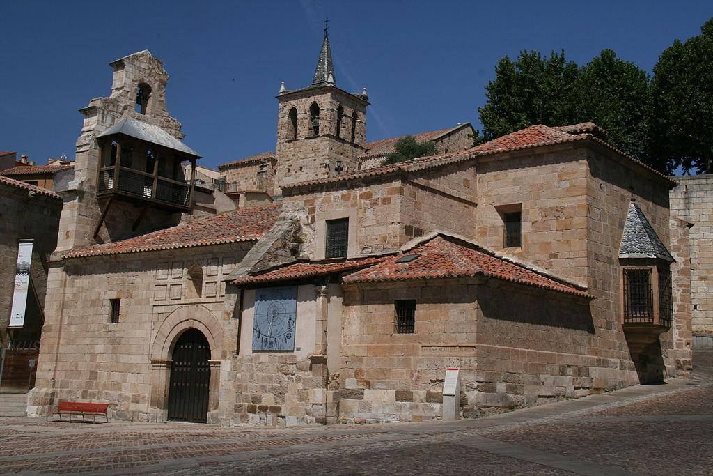 Church of Santa Lucía, Zamora.JPG