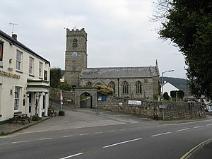 St Blazey - Church of St. Blaise