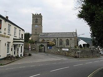 St Blazey - Church of St. Blaise