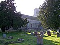 Church of St Mary and St Bartholomew, Cranborne - geograph.org.uk - 695318.jpg