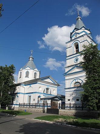 Lokhvytsia - Church of the Annunciation