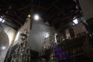 Church of the Nativity iconostasis 2010 3.jpg