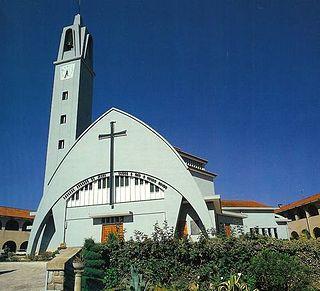Church in Norte, Portugal