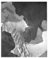 Chute du glacier de la Fausse Brèche sur le glacier du Taillon, le 11 septembre 1906.png