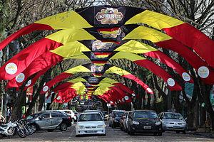 Santa Cruz do Sul - Image: Cidade Santa Cruz Do Sul