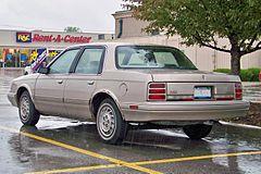Oldsmobile Cutlass Ciera - Wikiwand