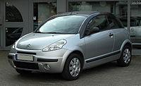 Citroën C3 Pluriel – Frontansicht, 4. Mai 2011, Mettmann.jpg