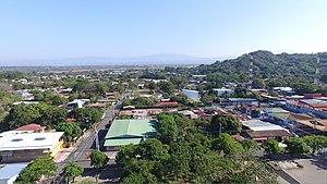 Ciudad Colón - Ciudad Colón, aerial view