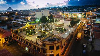 San Marcos, Guatemala - Image: Ciudad San Marcos, Guatemala