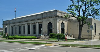 National Register of Historic Places listings in Kenosha County, Wisconsin - Image: Civic Center Historic District