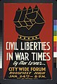 Civil liberties in war times by Max Lerner LCCN98510239.jpg