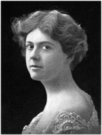 Clara Blandick - Blandick c. 1895
