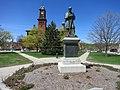 Claremont NH Civil War Statue.jpg