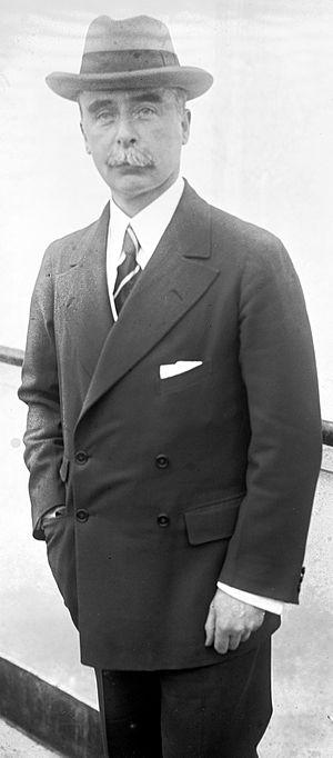 Clarence Mackay - Mackay circa 1915