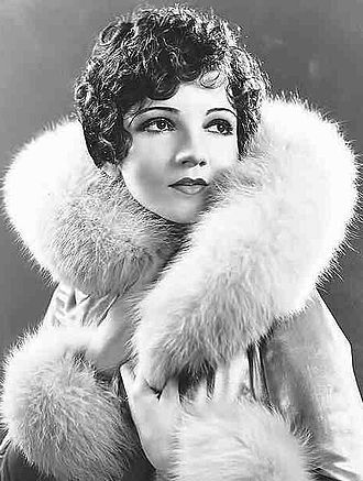 Claudette Colbert - During her high school days, 1920