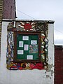 Clayton-le-Moors Community Youth Club, Notice board - geograph.org.uk - 692335.jpg