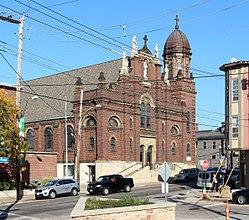Cleveland Chiesa Del Santo Rosario A Little Italy Jpg