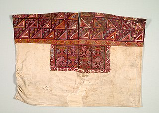 Tunic (Shirt) with Tapestry-woven Yoke