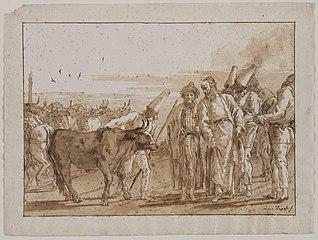 The Cattle Vendor