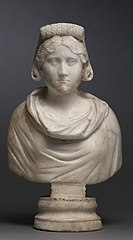 Portrait Bust of an Aristocratic Woman