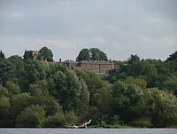 Clifton Hall from Beeston Marina.jpg