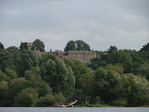 Clifton Hall Girls' Grammar School - Image: Clifton Hall from Beeston Marina