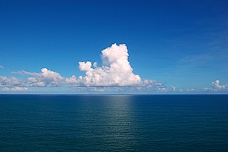 A body of water that composes much of a planet