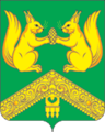 Coat of Arms Ponazyrevo (Kostroma oblast).png