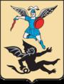 Coat of Arms of Arkhangelsk (Arkhangelsk ubladdusk) (1998).   png