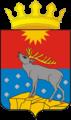 Coat of Arms of Krasnovishersky rayon (Perm krai).png