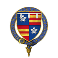 Coat of Arms of Sir John Astley, KG.png