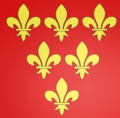 Coat of Arms of de Nanteuil.png
