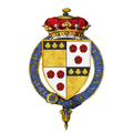 Coat of arms of James Graham, 1st Marquess of Montrose, KG.png