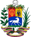 Coat of arms of Venezuela (1954-2006).svg