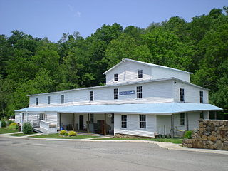Cockram Mill place in Virginia listed on National Register of Historic Places
