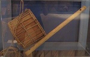 Cofán - Cofán musical instruments.