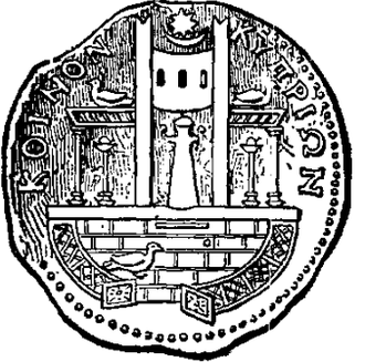 Koinon - A Coin of the Cypriote League