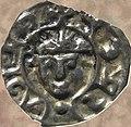 Coin of John I of Sweden c. 1220.jpg